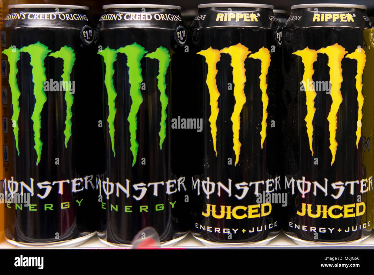 Monster Energy Stockfotos & Monster Energy Bilder Alamy