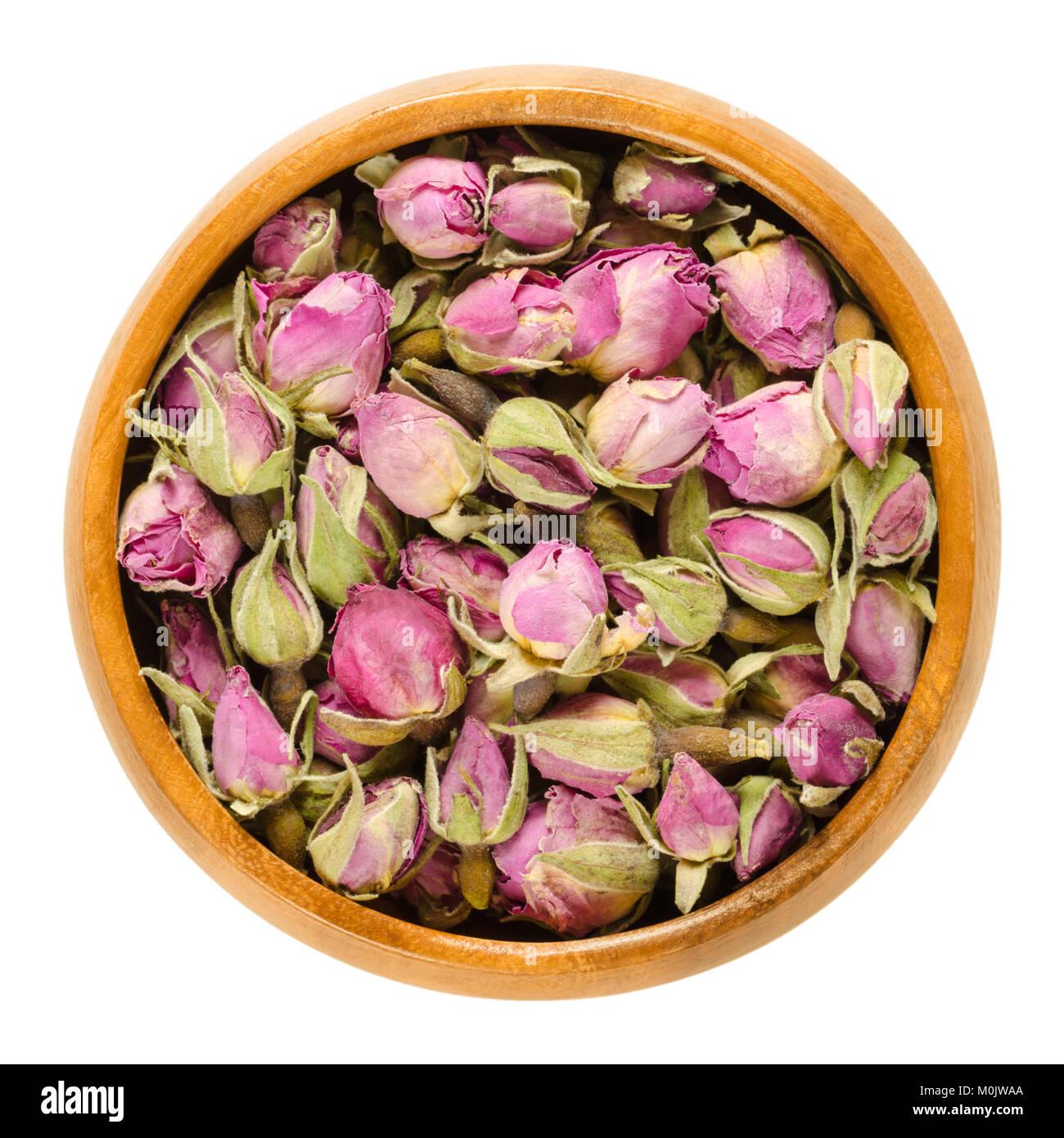 Getrocknete Blüten getrocknete blüten die hölzerne schüssel blühende pflanzen