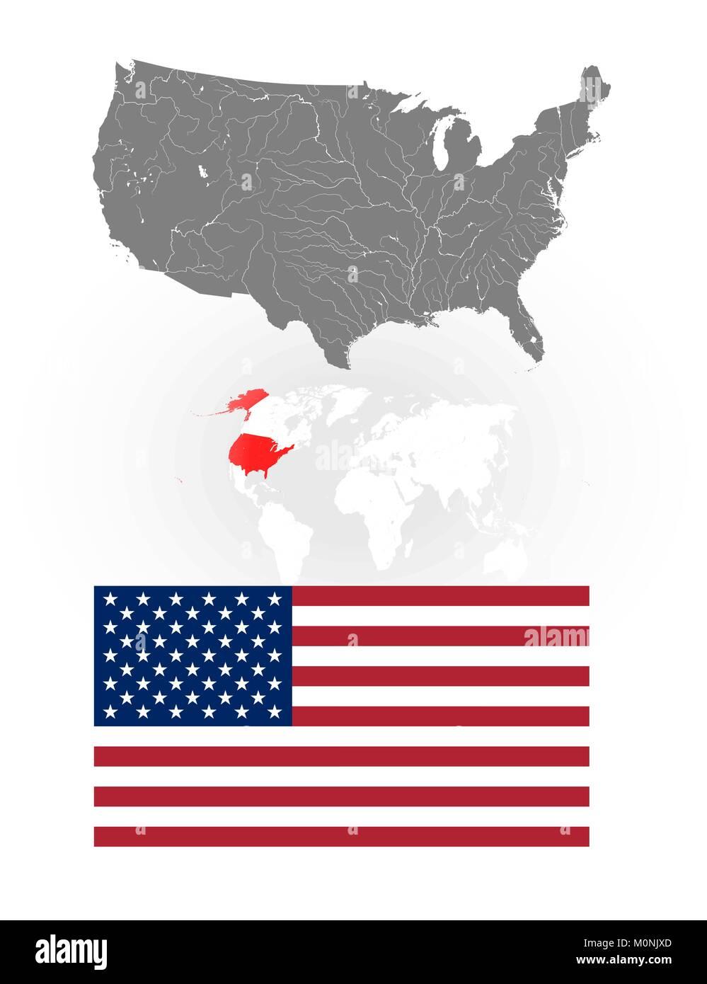 Groß Amerikanische Flagge Farbe Blatt Fotos - Beispiel ...