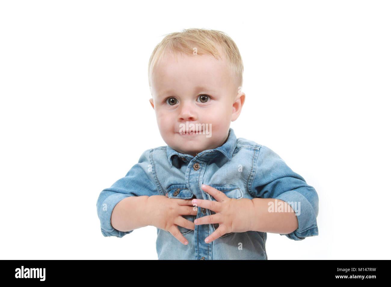 19 Monate Altes Kind
