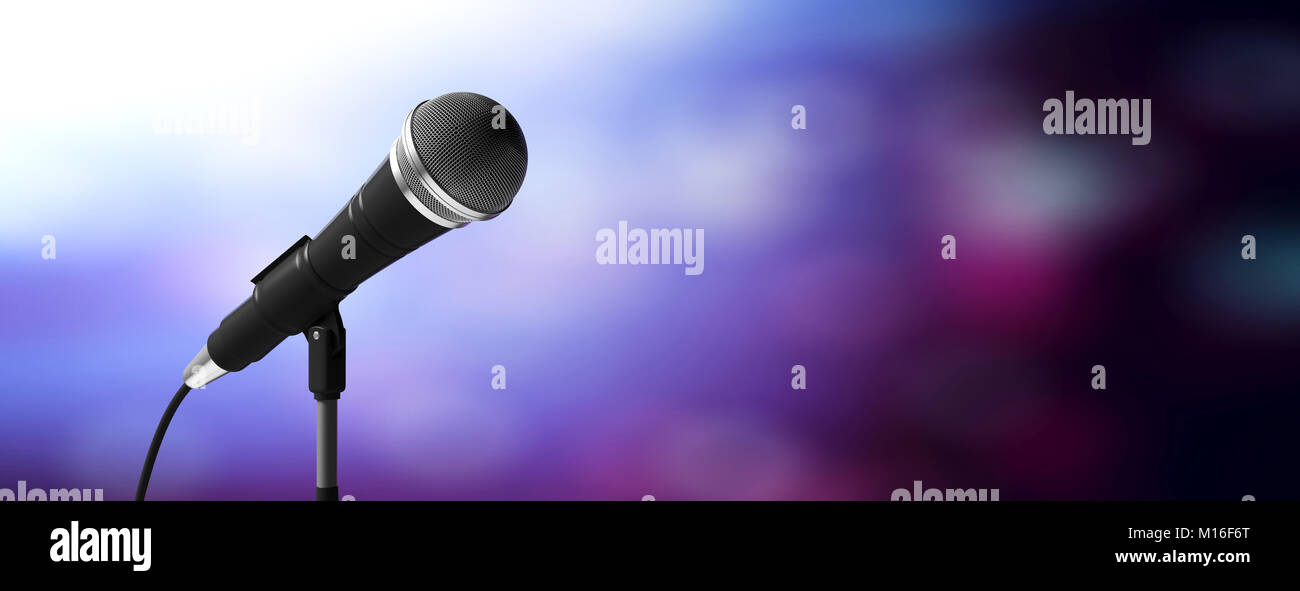Clip Microphone Stockfotos & Clip Microphone Bilder - Alamy