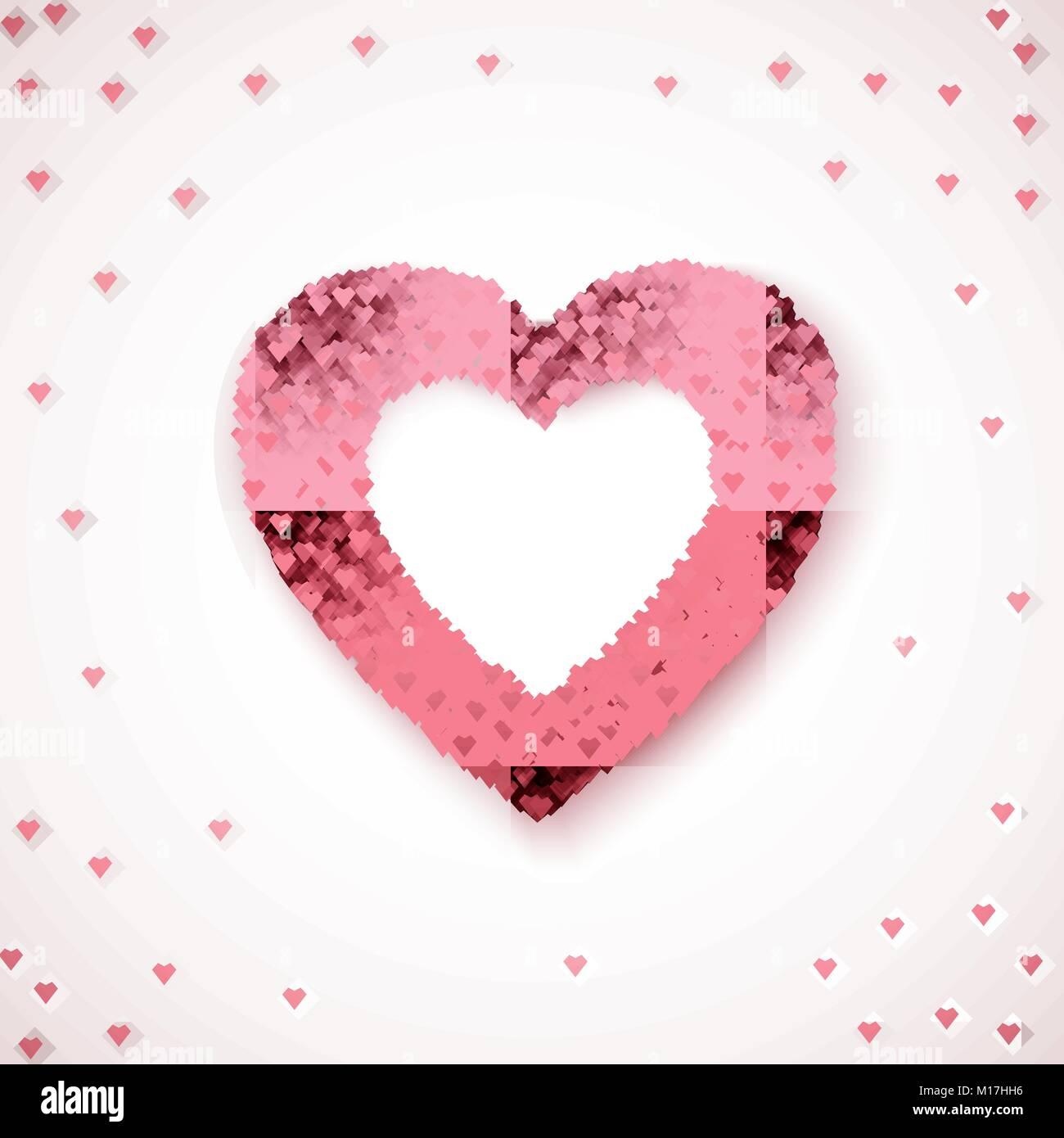 Herzform vorlage
