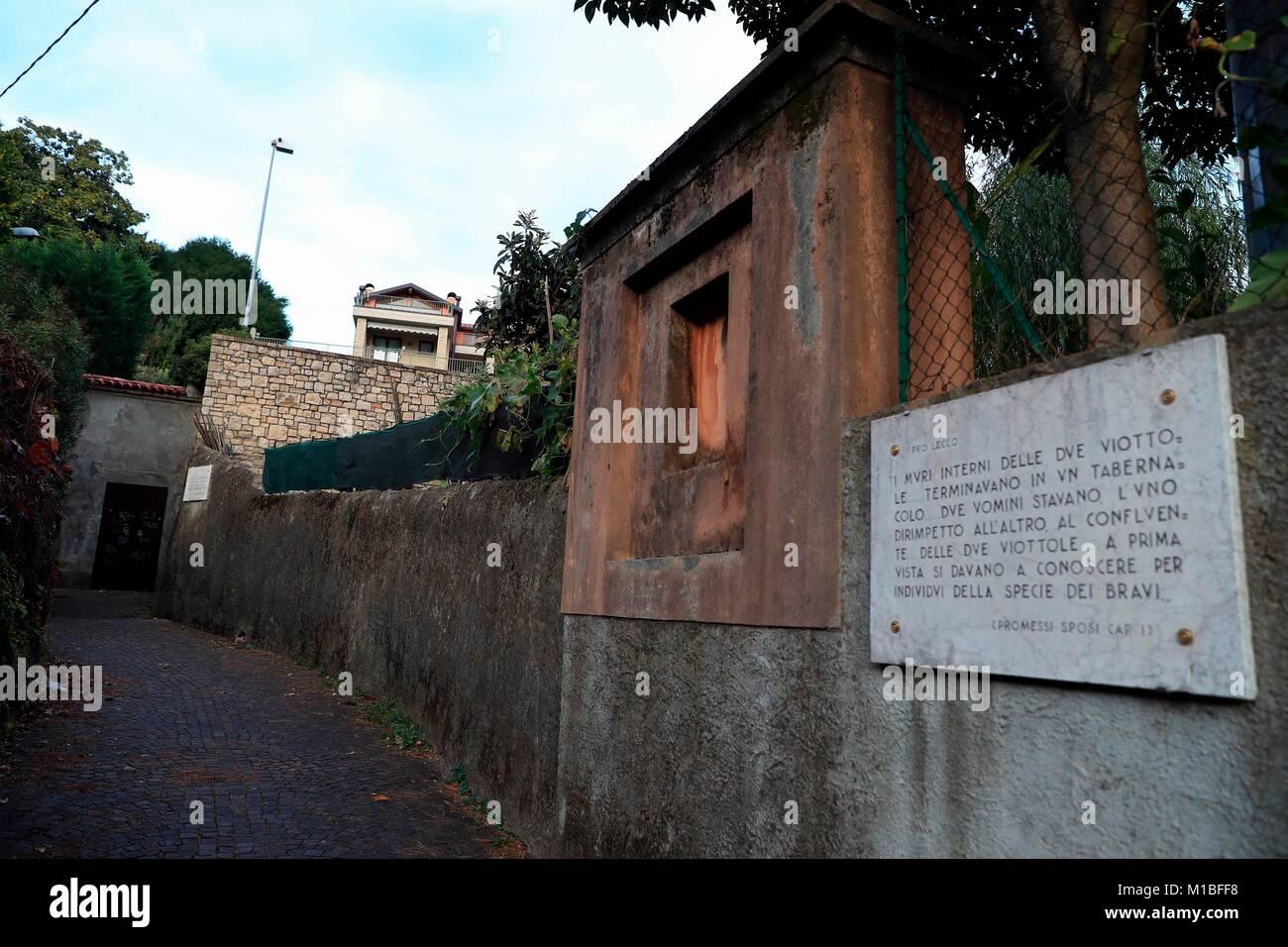 Lago Di Como E Stockfotos & Lago Di Como E Bilder - Alamy