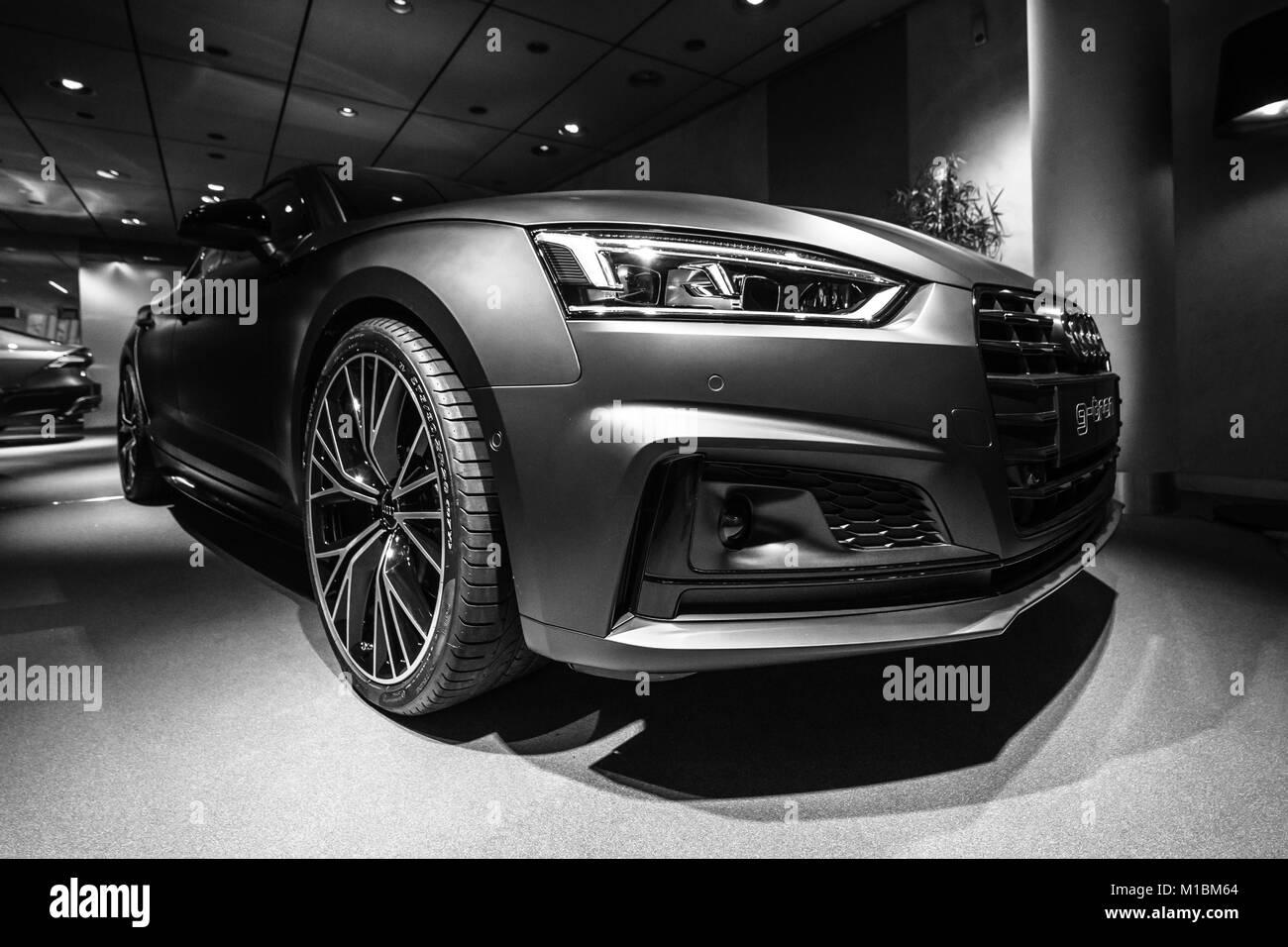 Audi A5 Sportback Stockfotos Audi A5 Sportback Bilder Alamy