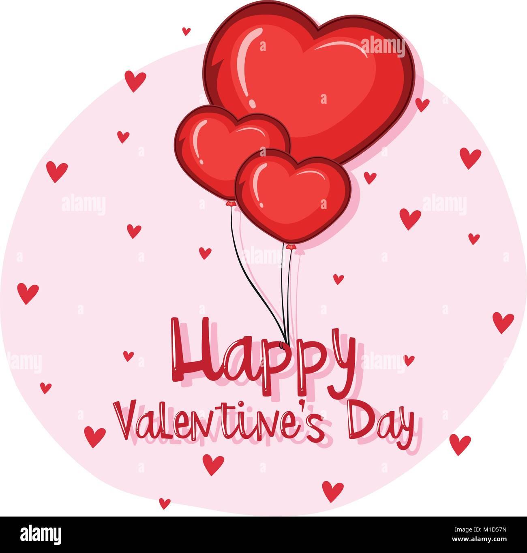 Tolle Valentinstag Karten Vorlage Galerie - Beispielzusammenfassung ...