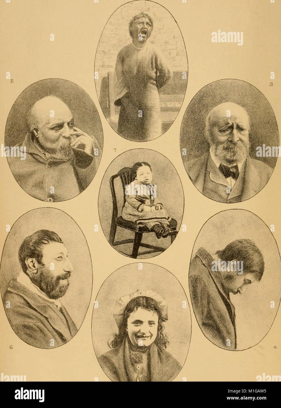 Ein Wörterbuch der psychologischen Medizin geben die Definition, Etymologie und Synonyme der Begriffe in der Stockbild