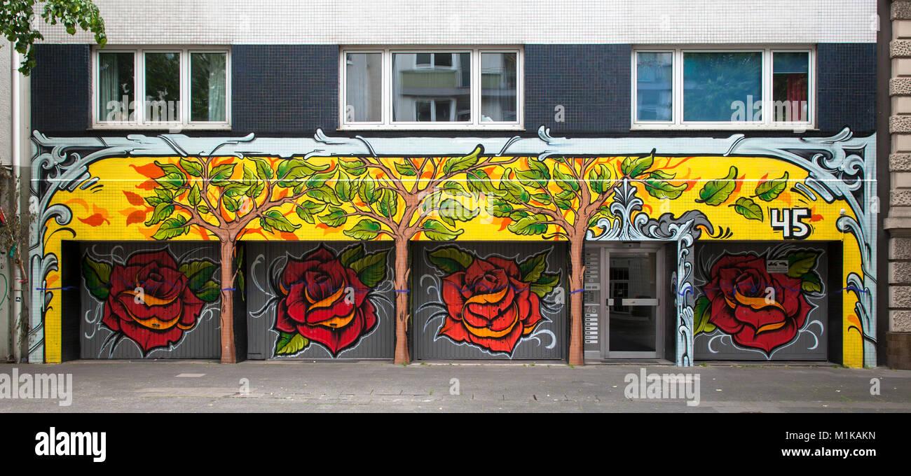 Garagentore Köln garagentore stockfotos garagentore bilder alamy