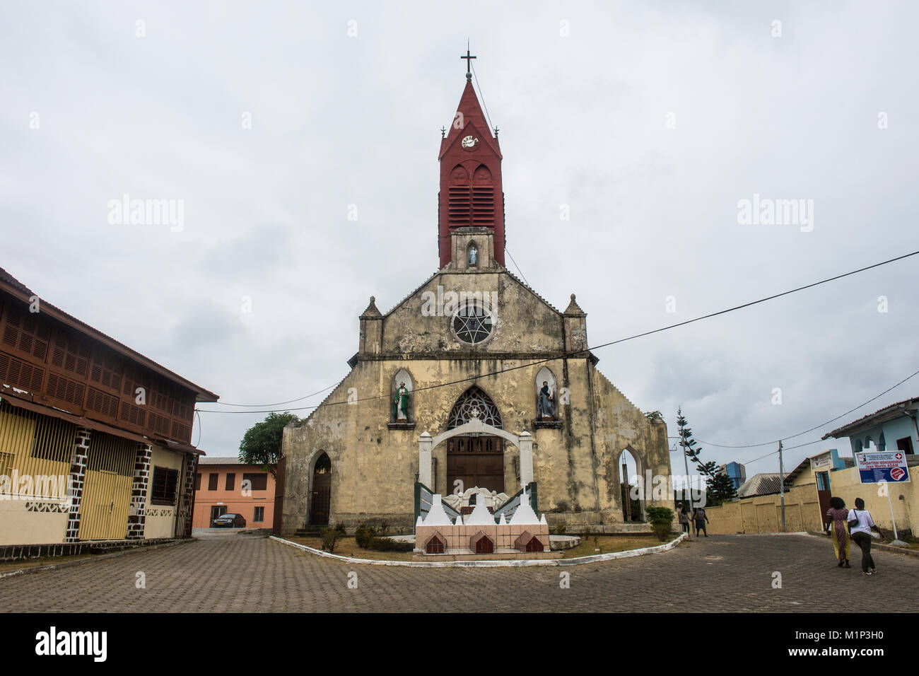 Gabon People Stockfotos Und Bilder Kaufen Alamy