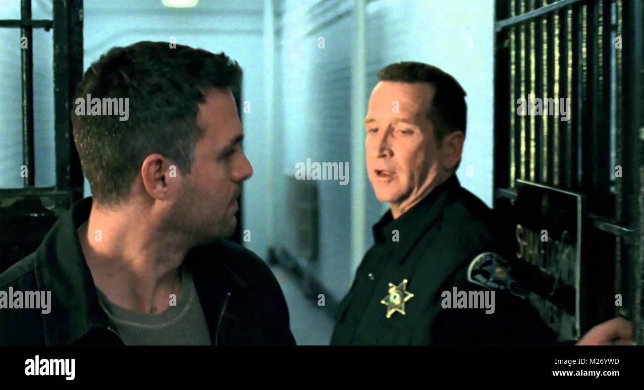 Was dich nicht umbringt, 2008 Battleplan Produktionen Film mit Mark Ruffalo links Stockbild