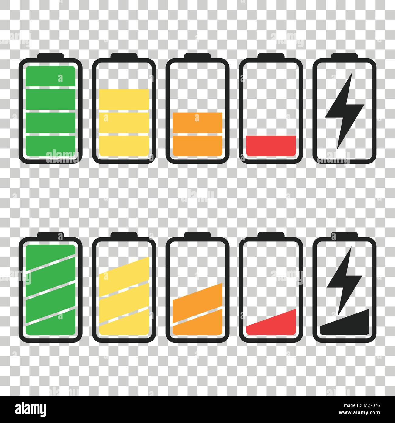 Battery Half Icon Sign Symbol Stockfotos & Battery Half Icon Sign ...