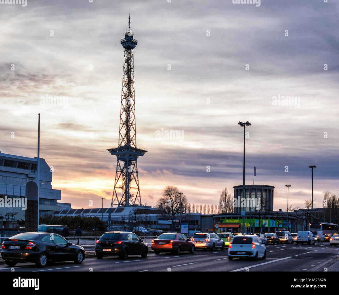 Messe Berlin Stockfotos & Messe Berlin Bilder