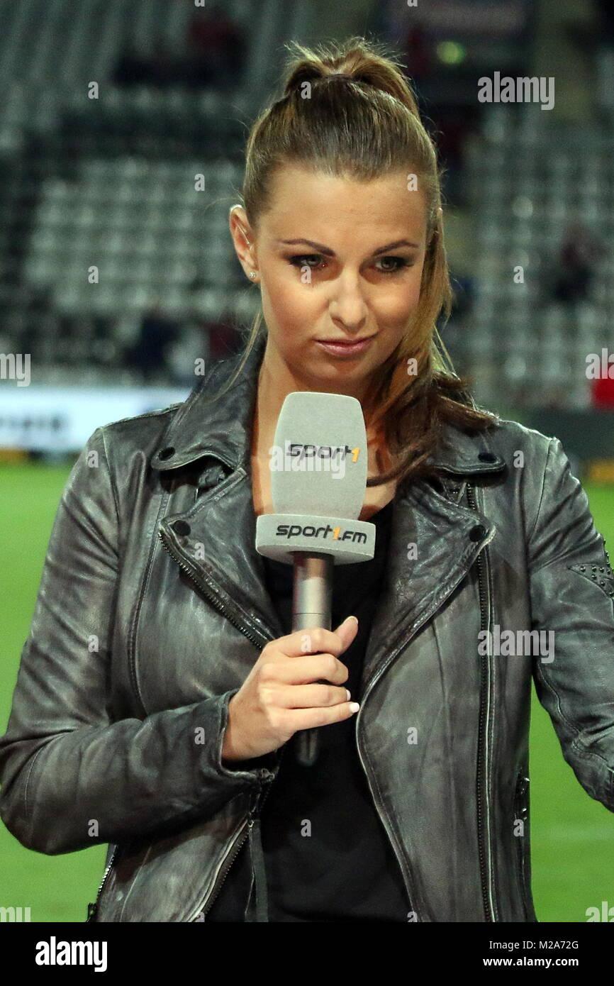 Sport1 Moderatorin