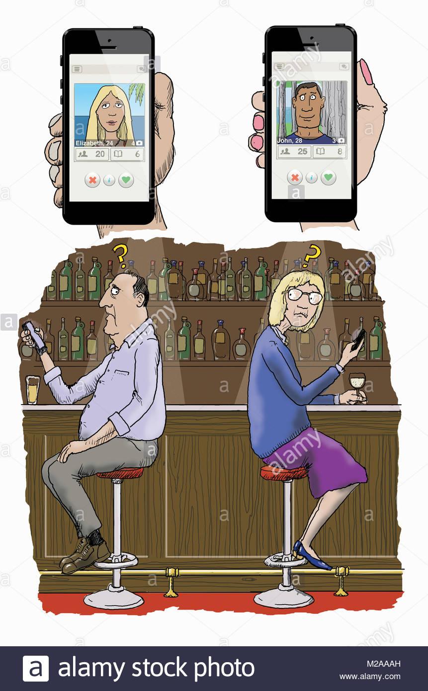 Online-Dating 24 Jahre