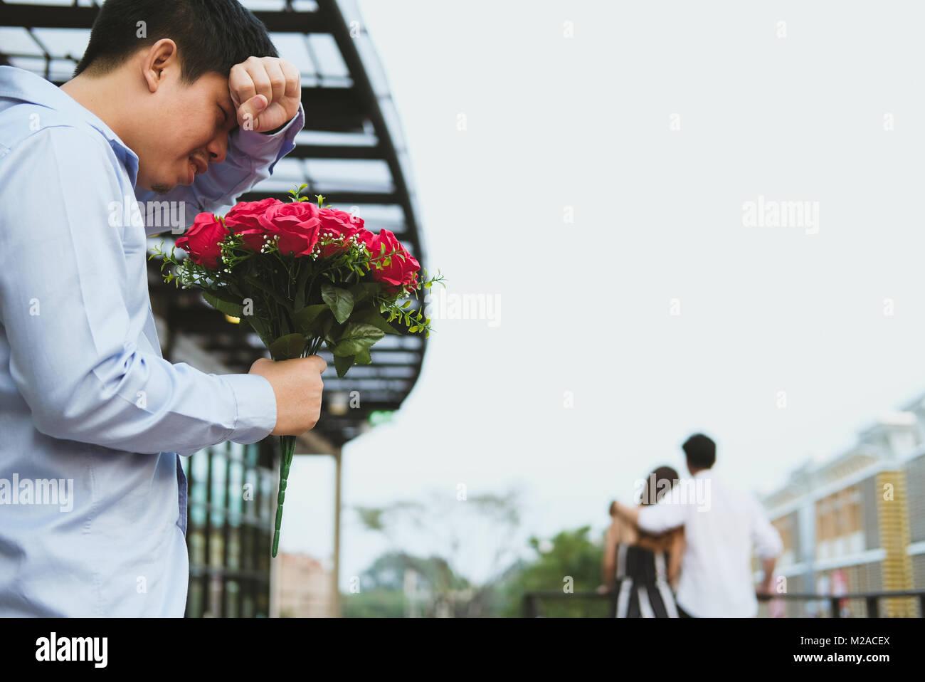 Dating ein gebrochener schwarzer Mann Tentang online datiert