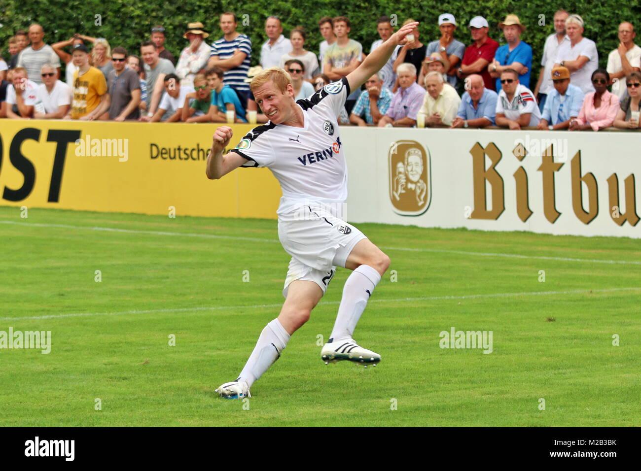 Dfb Pokal 2015 16 Stockfotos Dfb Pokal 2015 16 Bilder Alamy