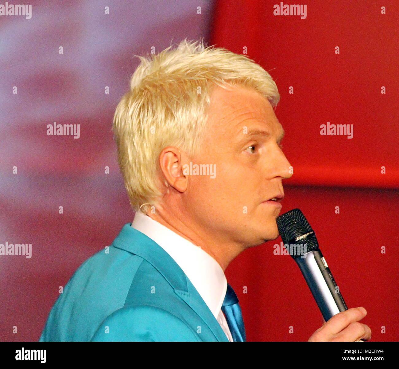 Moderator Guido Cantz in 'Verstehen Sie Spaß' aus Freiburg