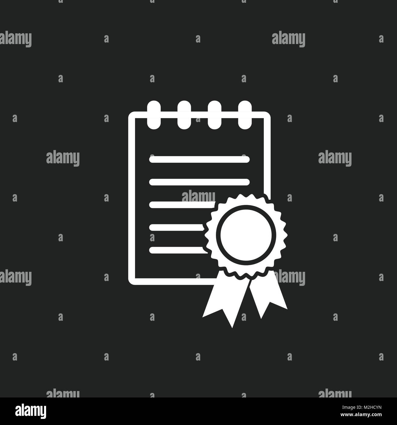 Certificate Vector Vectors Stockfotos & Certificate Vector Vectors ...