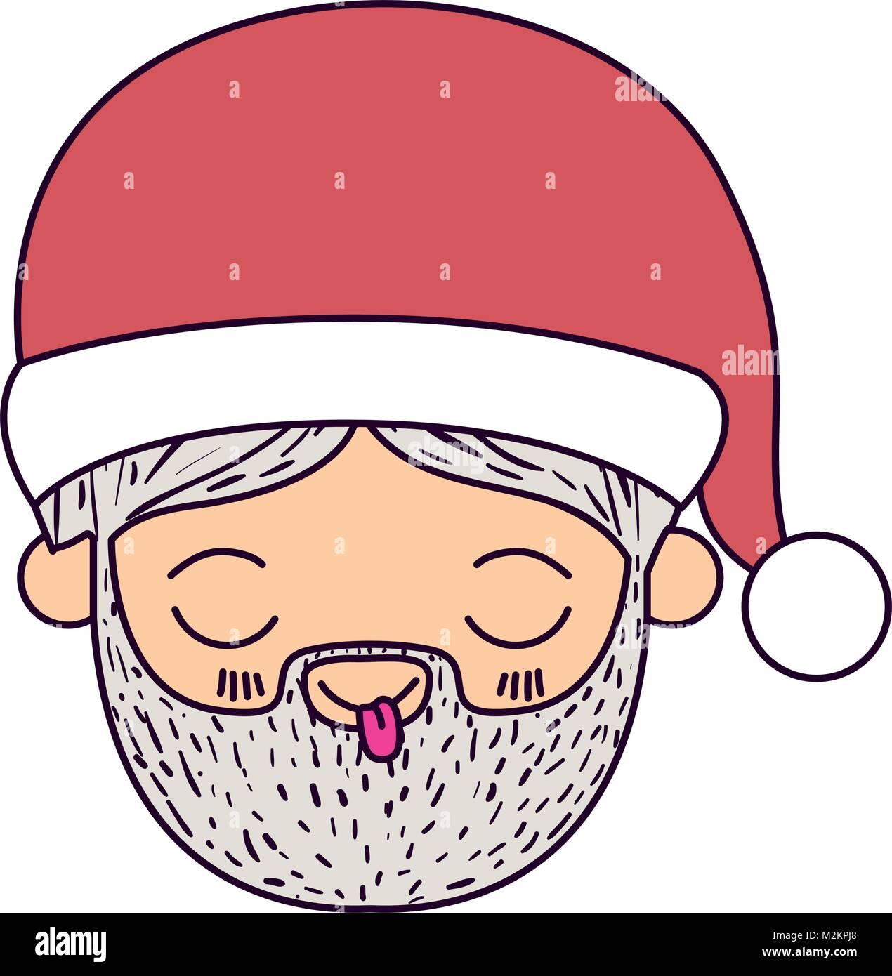 Atemberaubend Santa Claus Hut Färbung Seite Ideen - Beispiel ...