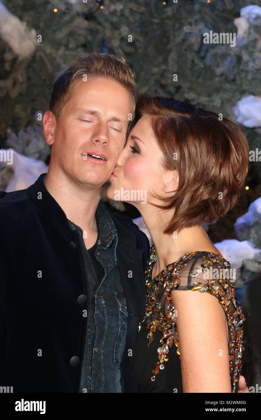 Anna Maria Zimmermann Mit Freund Christian Florian Silbereisen