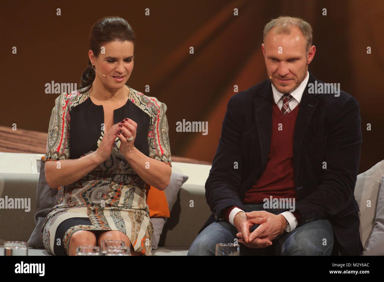 Katarina Witt Hermann Maier Live Sendung Der Letzten Show Wetten