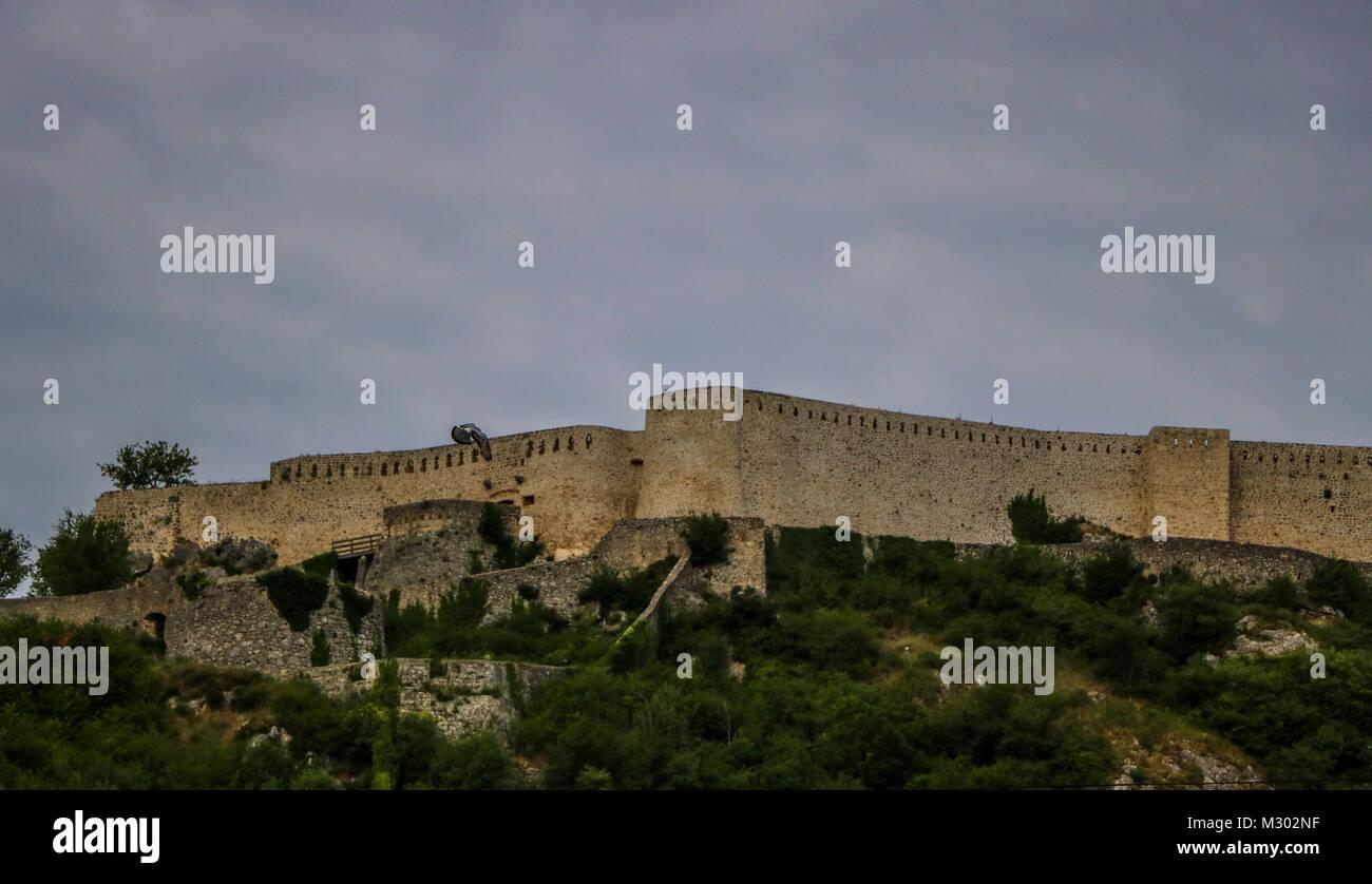 Knn Festung Stockbild