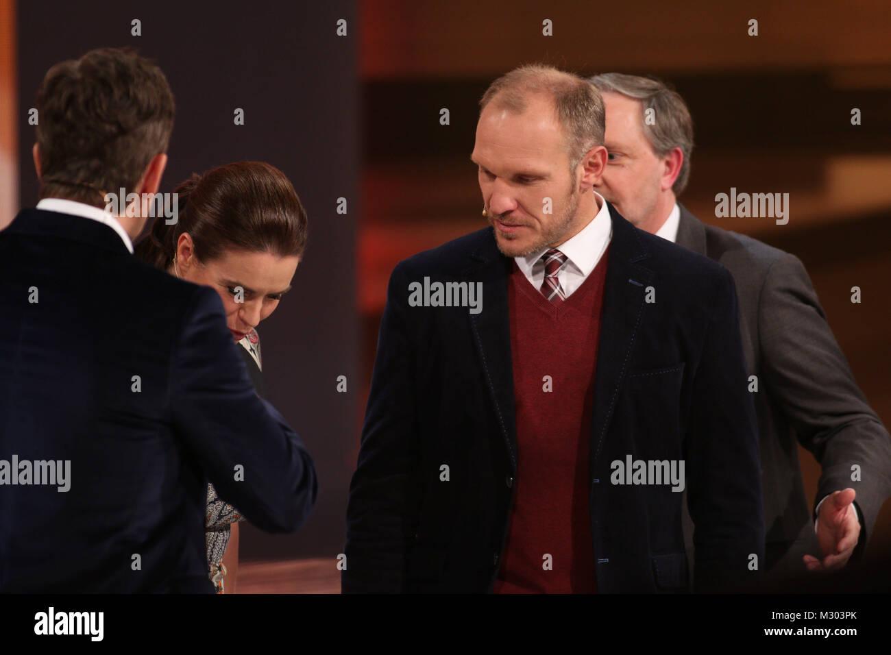 Markus Lanz Katarina Witt Hermann Maier Live Sendung Der Letzten