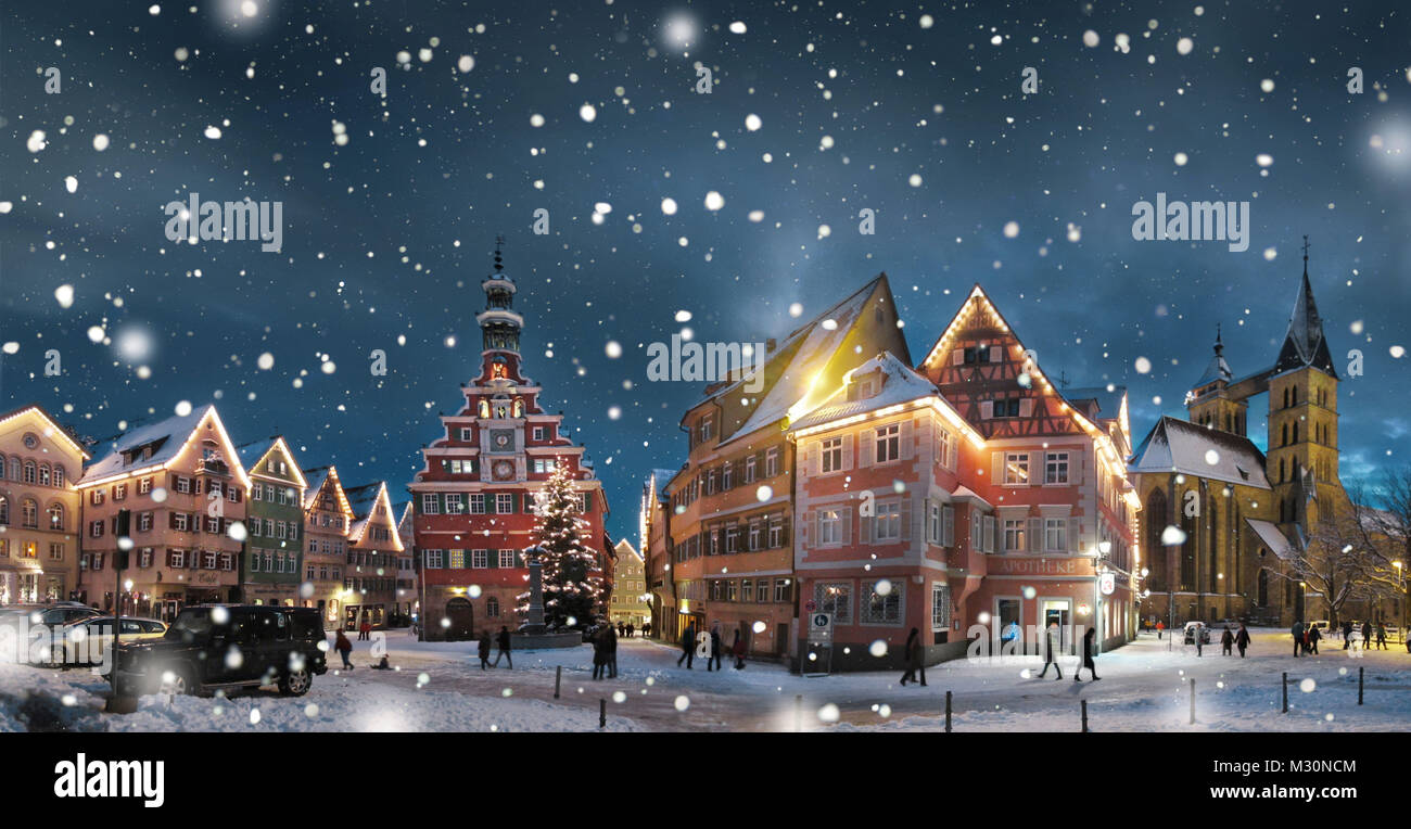 esslingen am neckar stockfotos esslingen am neckar bilder alamy. Black Bedroom Furniture Sets. Home Design Ideas