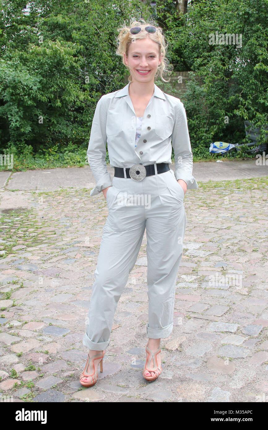 Sandra Borgmann, Settermin der neuen des ZDF Jugendserie