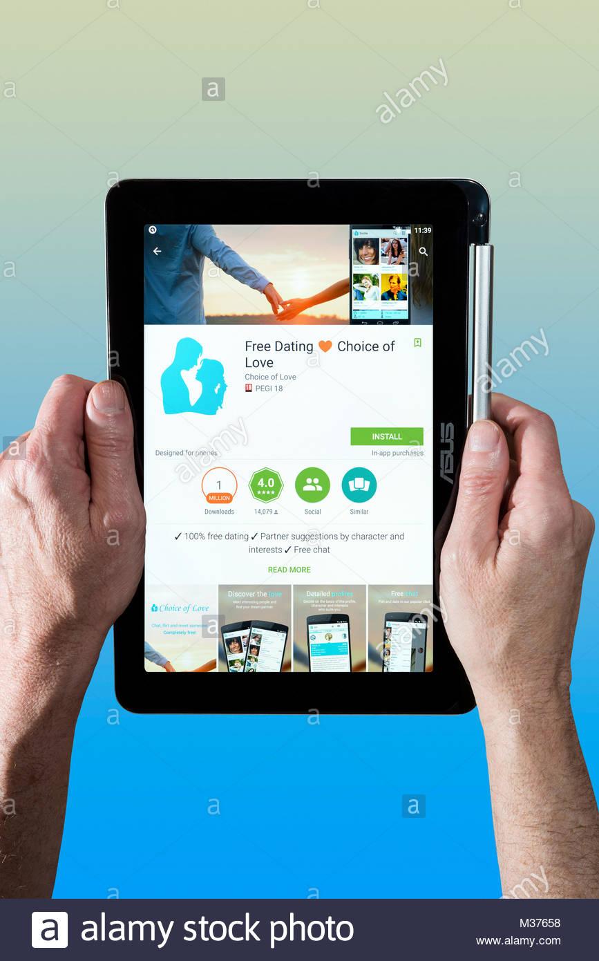 Dating-App fГјr junge Erwachsene