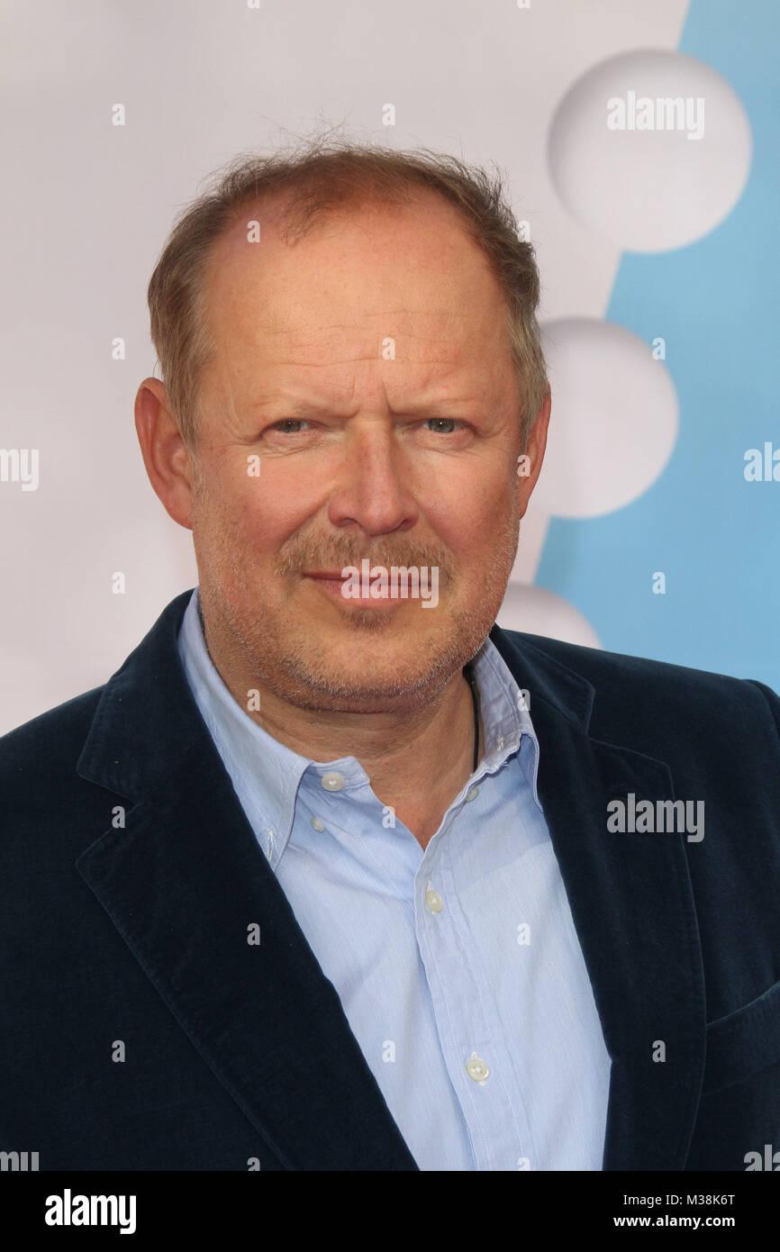 Axel Milberg Tatort Borowski Und Der Freie Fall Stockfoto Bild
