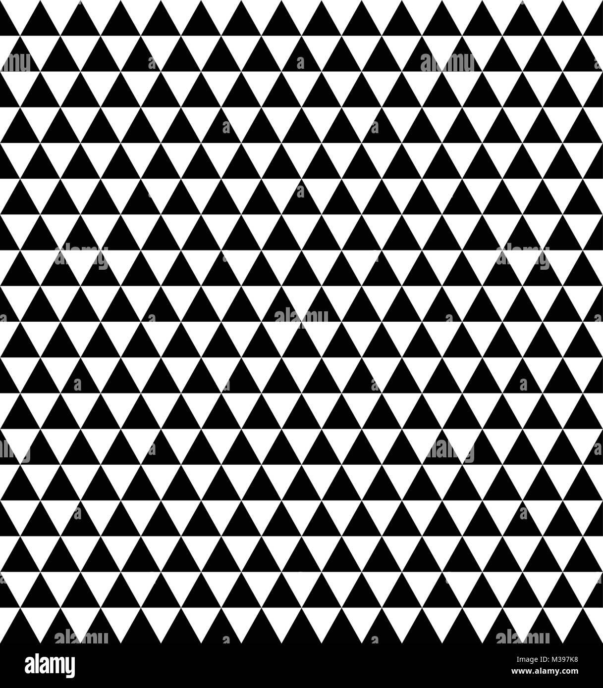 Nahtlose Dreieck Muster Hintergrund Fototapete