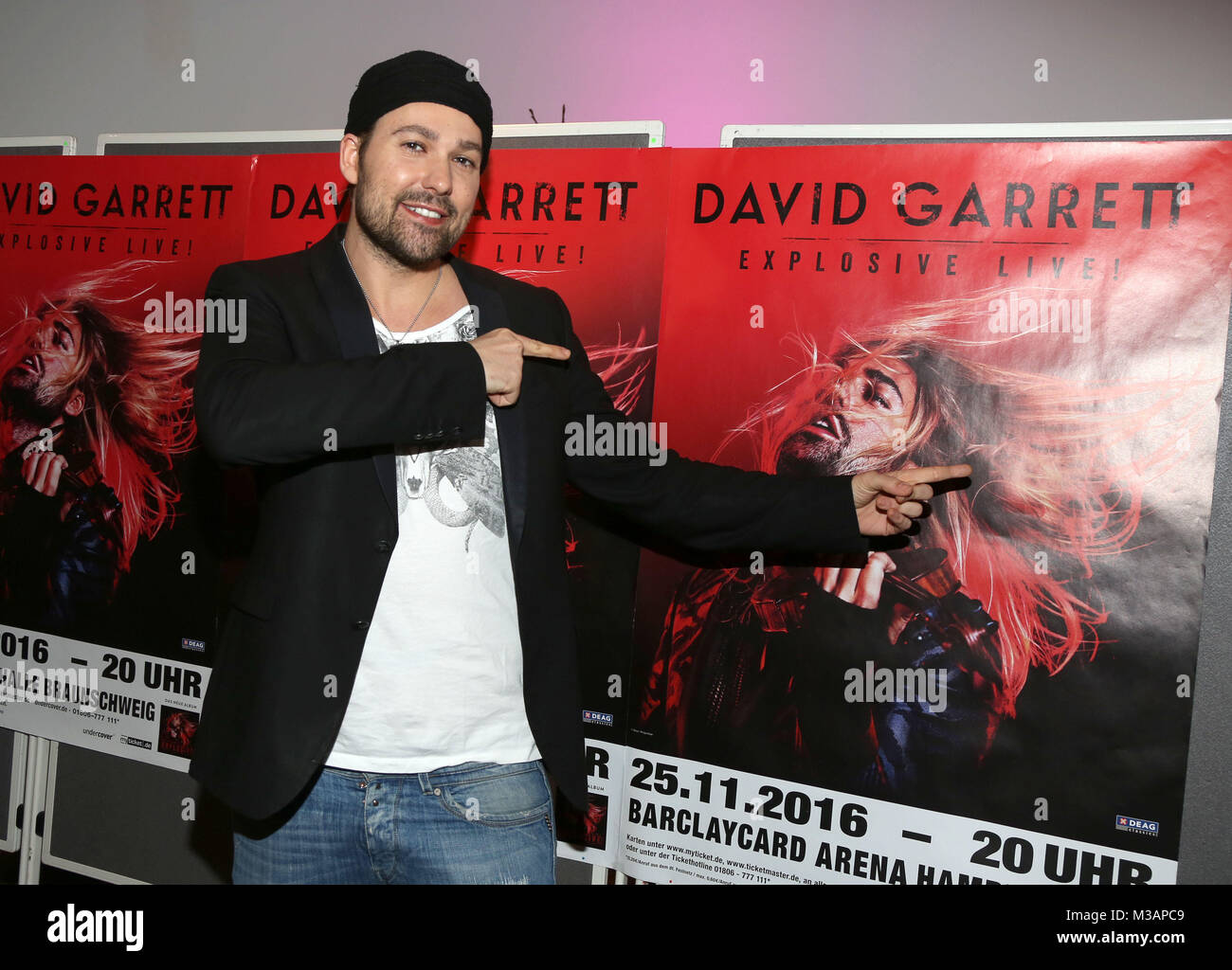 David Garrett Live Stockfotos David Garrett Live Bilder Alamy