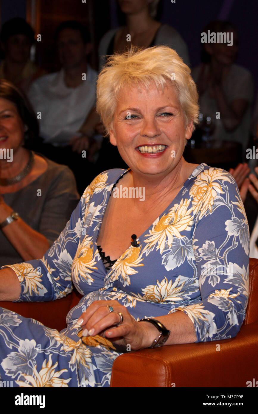 NDR Talkshow, 04.06.2010, Hamburg, Gerburg Jahnke