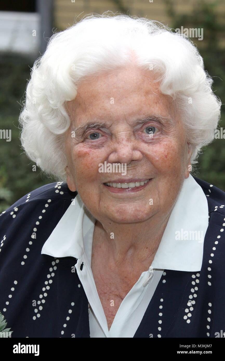 95 Geburtstag Der Volksschauspielerin Heidi Kabel Seniorenstift