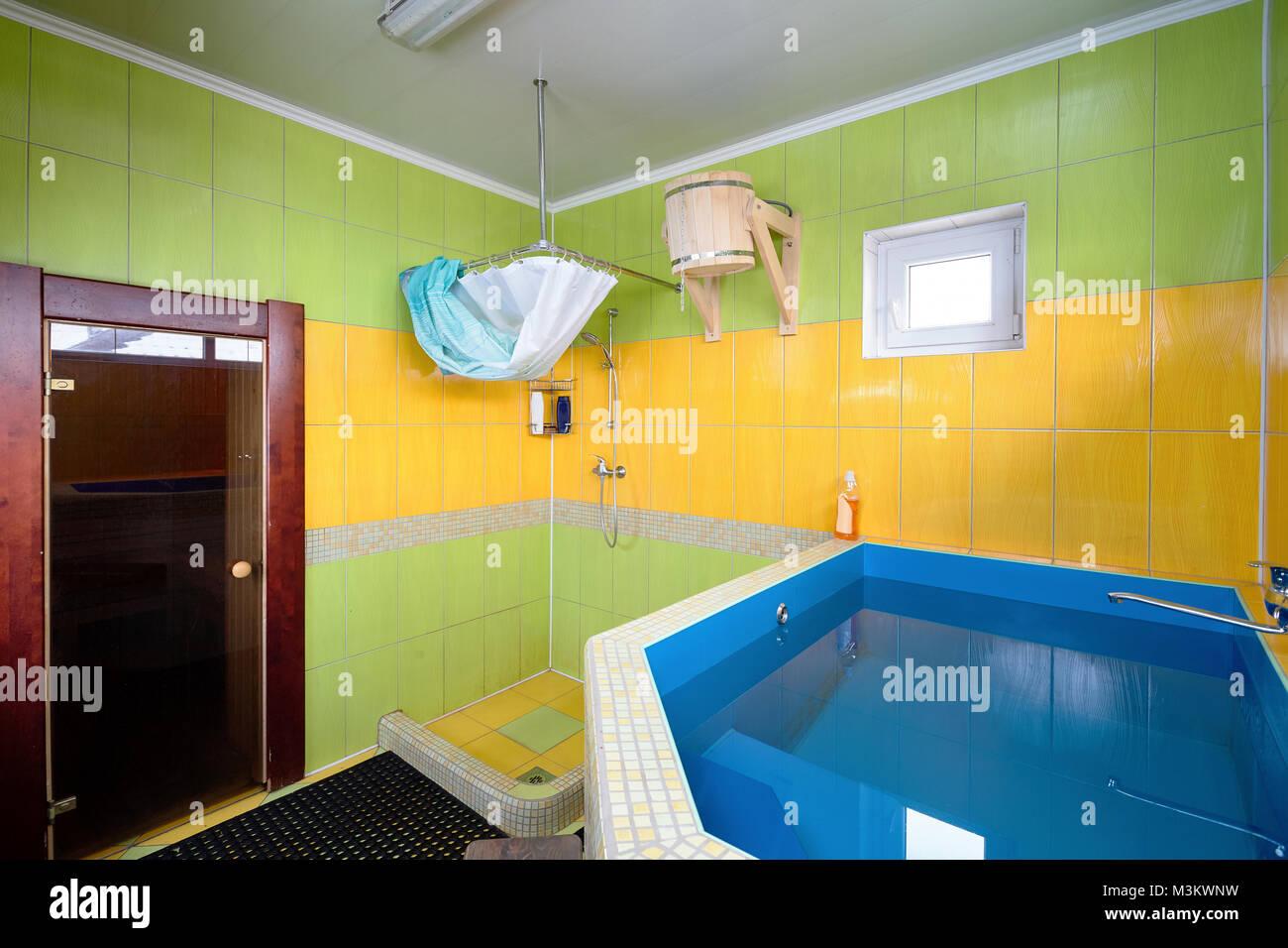 hygiene room stockfotos hygiene room bilder alamy. Black Bedroom Furniture Sets. Home Design Ideas
