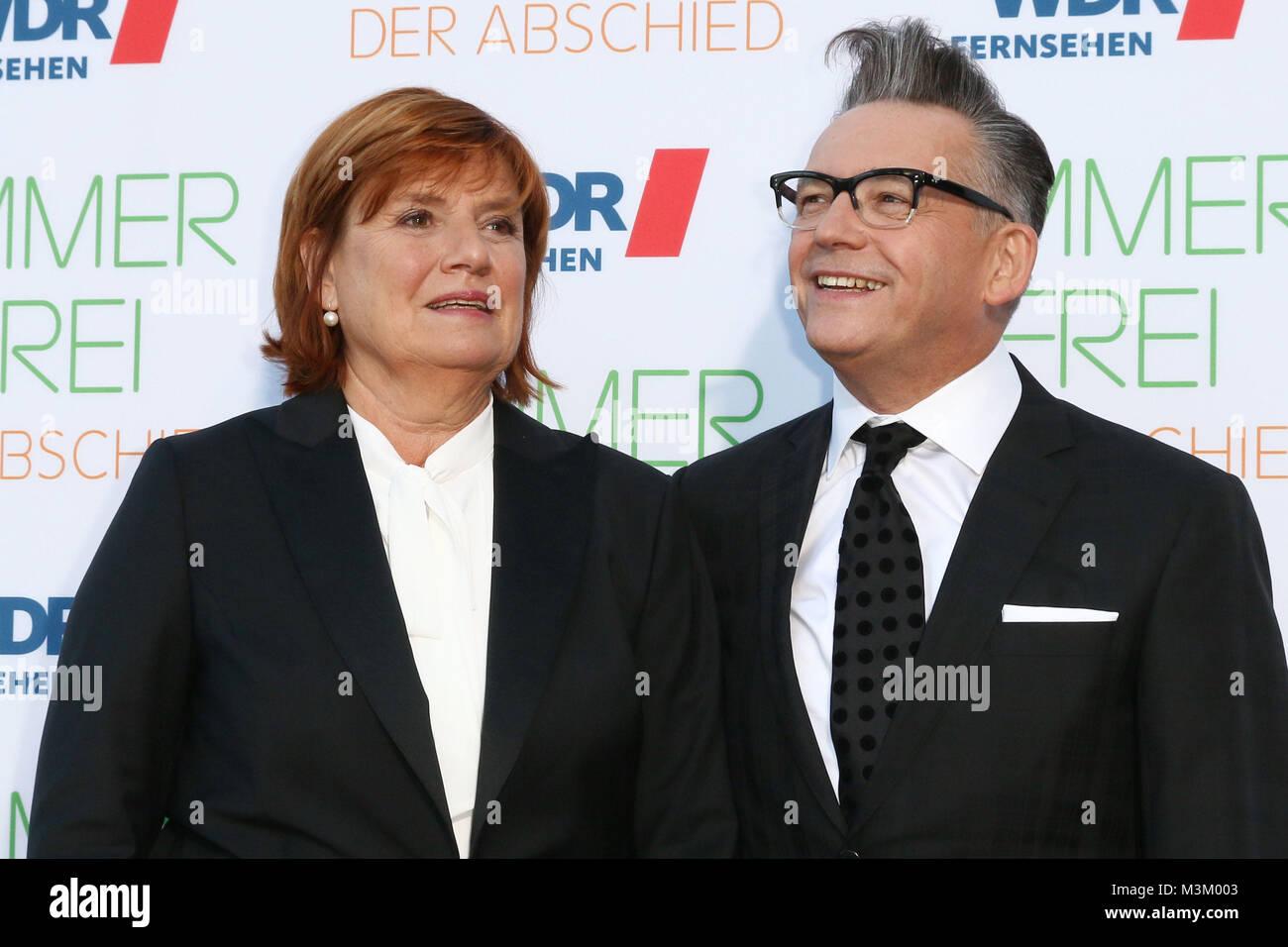 Christine Westermann, Götz Alsmann, Zimmer Frei Der Abschied, WDR Studio BS  1, Köln, 21.09.2016 7c68f5ec25