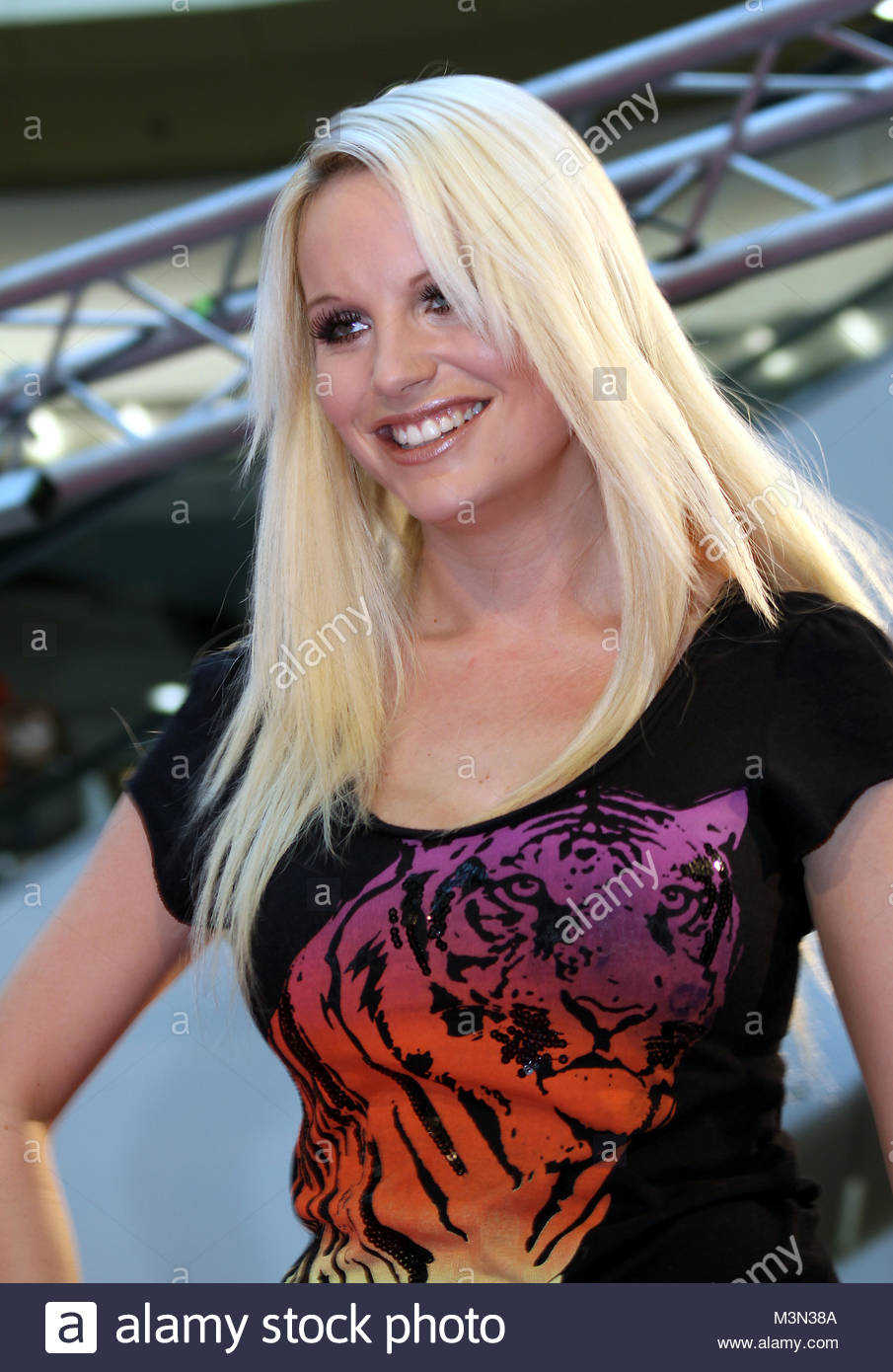 Gina Lisa Lohfink Modell Und Teilnehmerin Bei Germanys Next