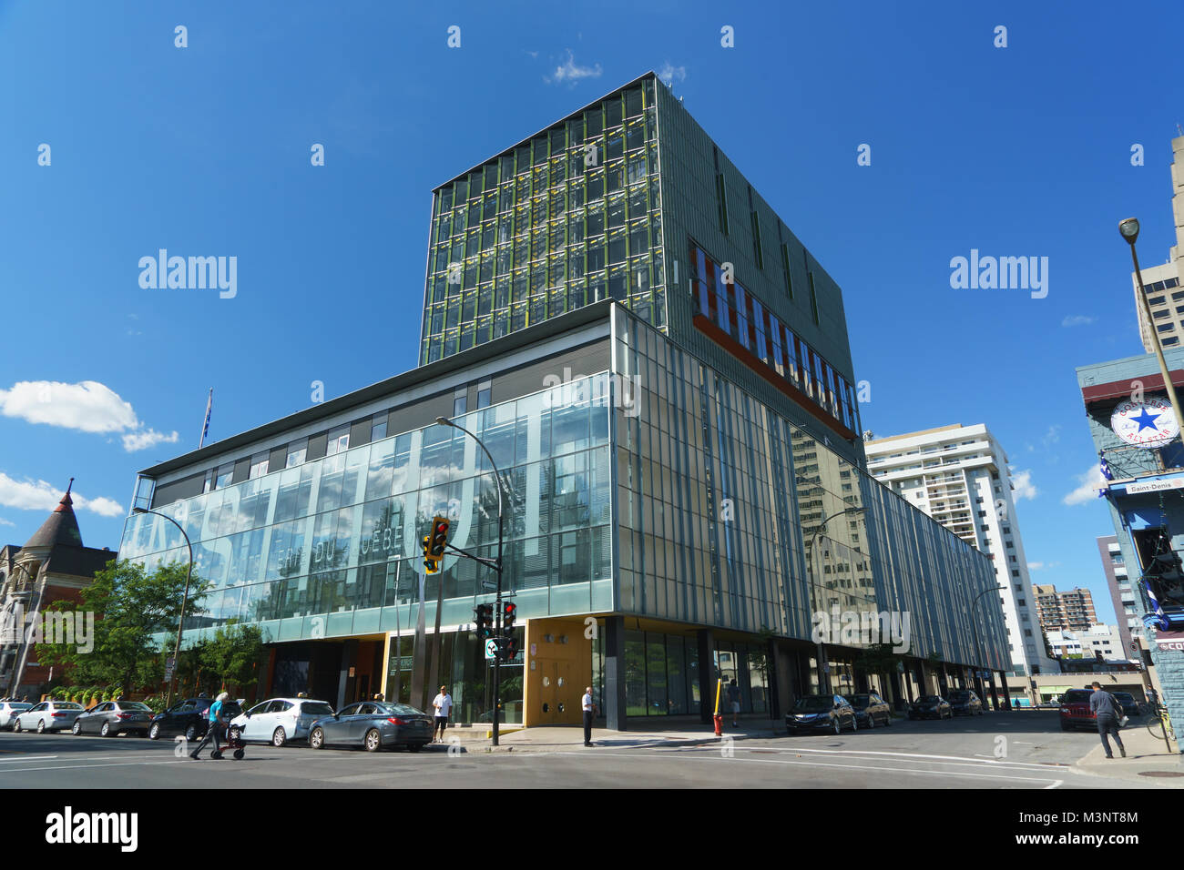 Tourisme stockfotos tourisme bilder alamy - Office de tourisme montreal canada ...