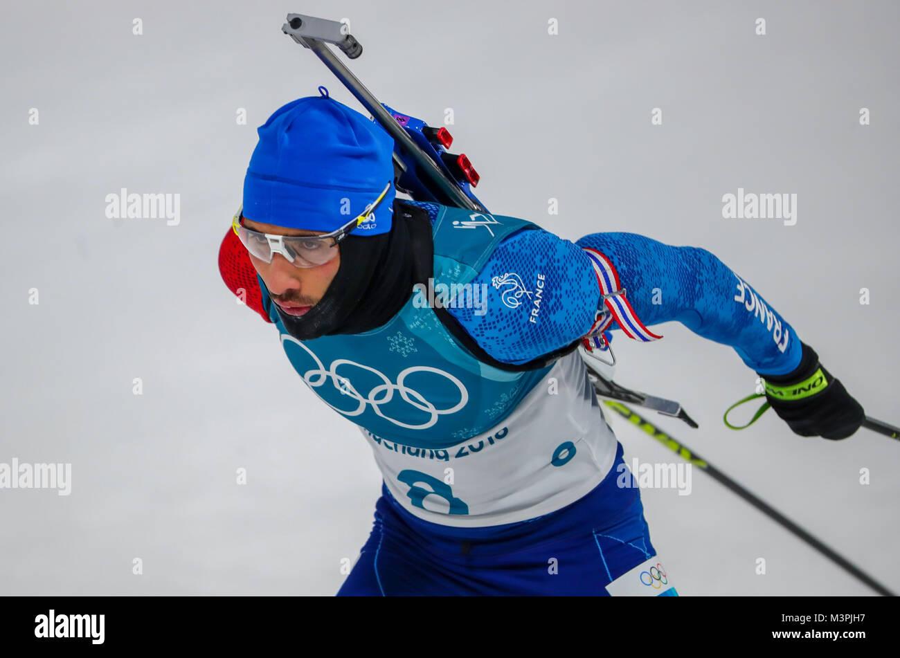 biathlon südkorea