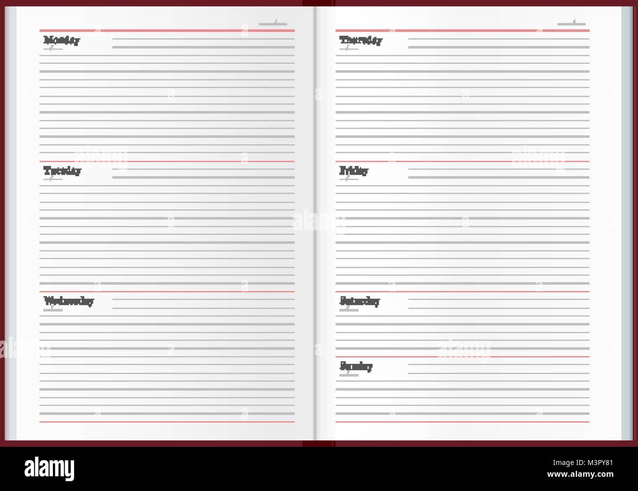 Bullet Journal Stockfotos & Bullet Journal Bilder - Alamy