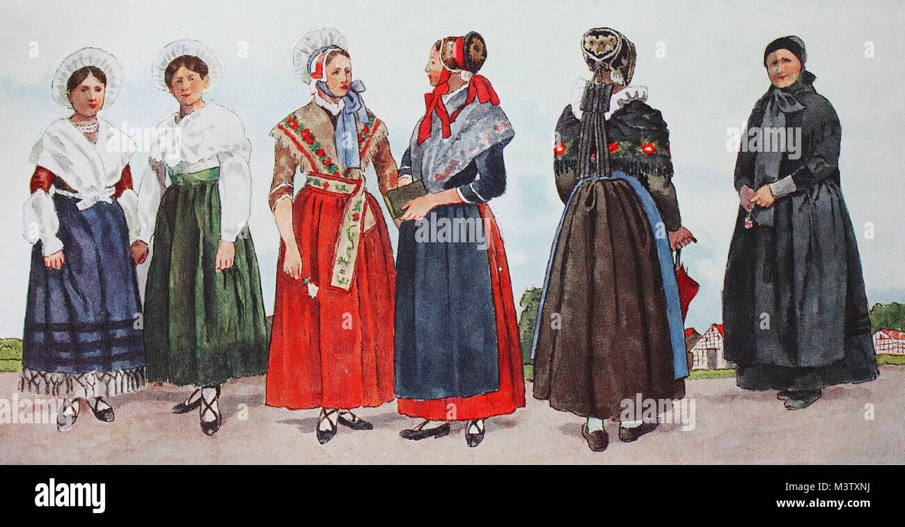 detailed look d5274 3ea64 Mode, Kleidung in Deutschland, Kostüme aus Westfalen über ...