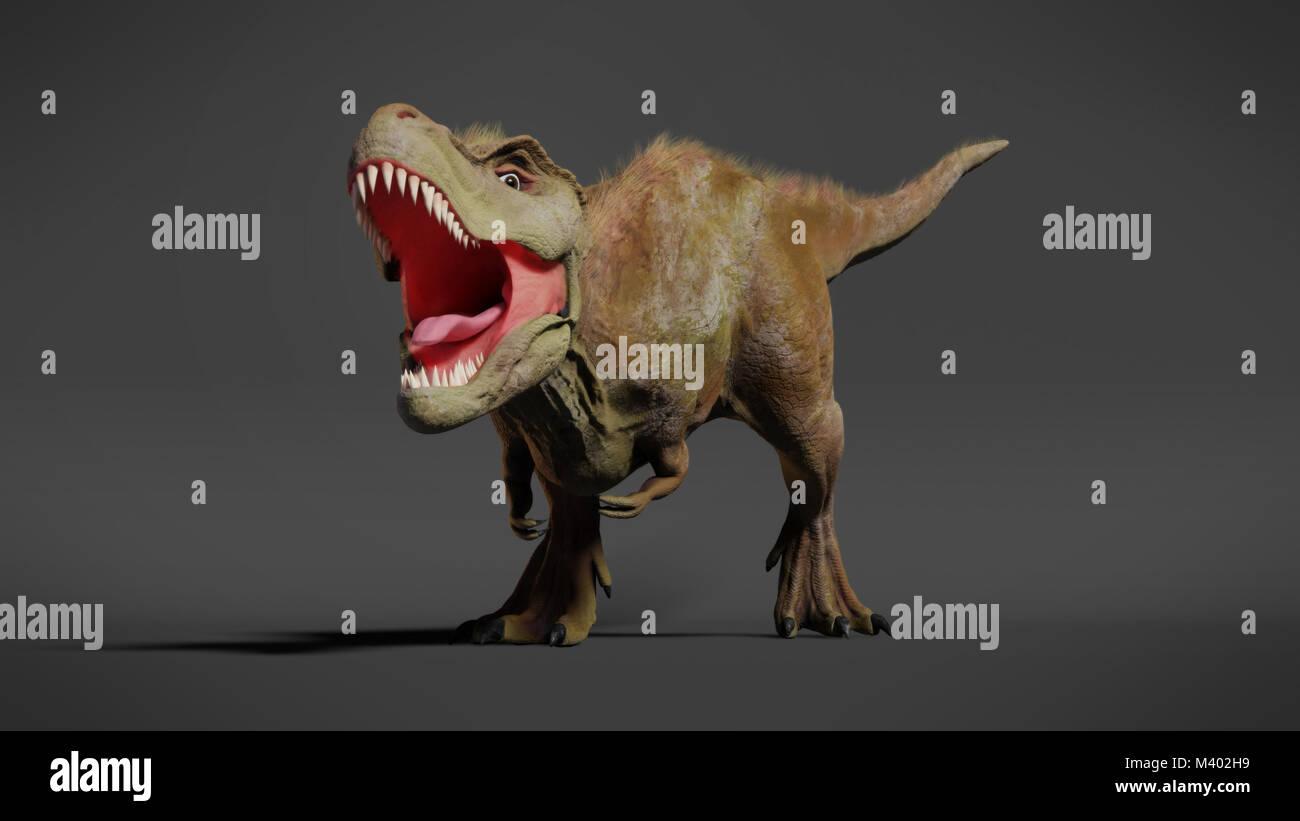 Großartig T Rex Dinosaurier Färbung Seite Zeitgenössisch ...