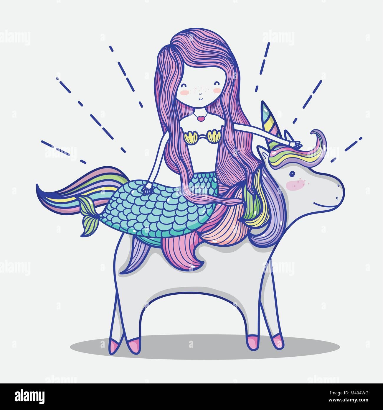 Erfreut Kleine Meerjungfrau Färbung Seite Ideen - Beispiel ...