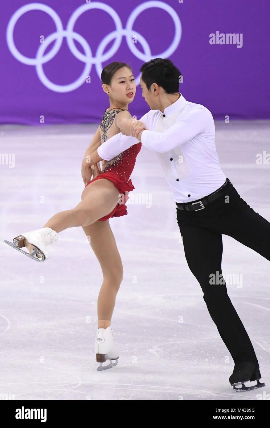 olympische Eiskunstlauf-Paare datieren