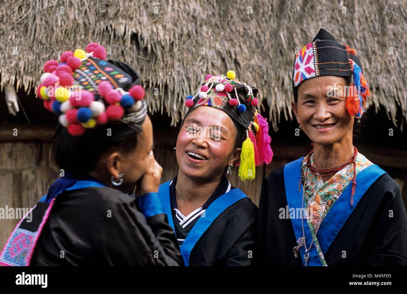 Laos Frauen aus