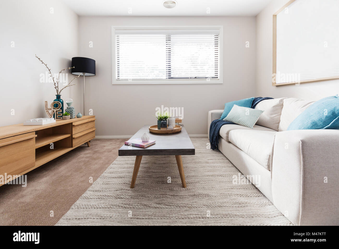 Scandi Interior Stockfotos U0026 Scandi Interior Bilder   Alamy