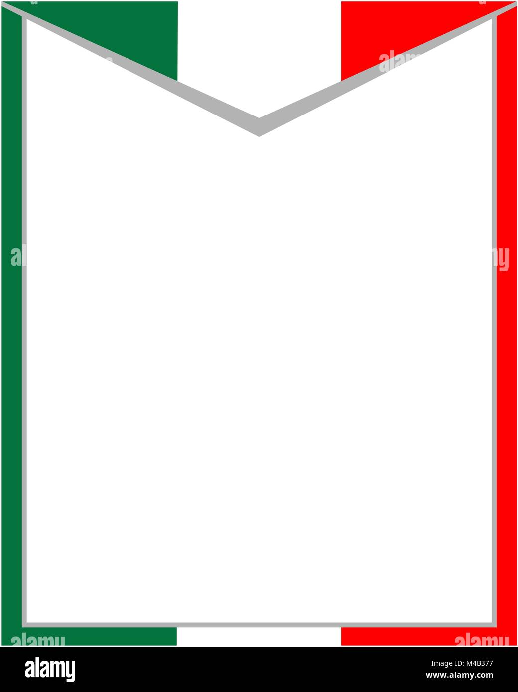 Italian Flag Abstract Stockfotos & Italian Flag Abstract Bilder - Alamy