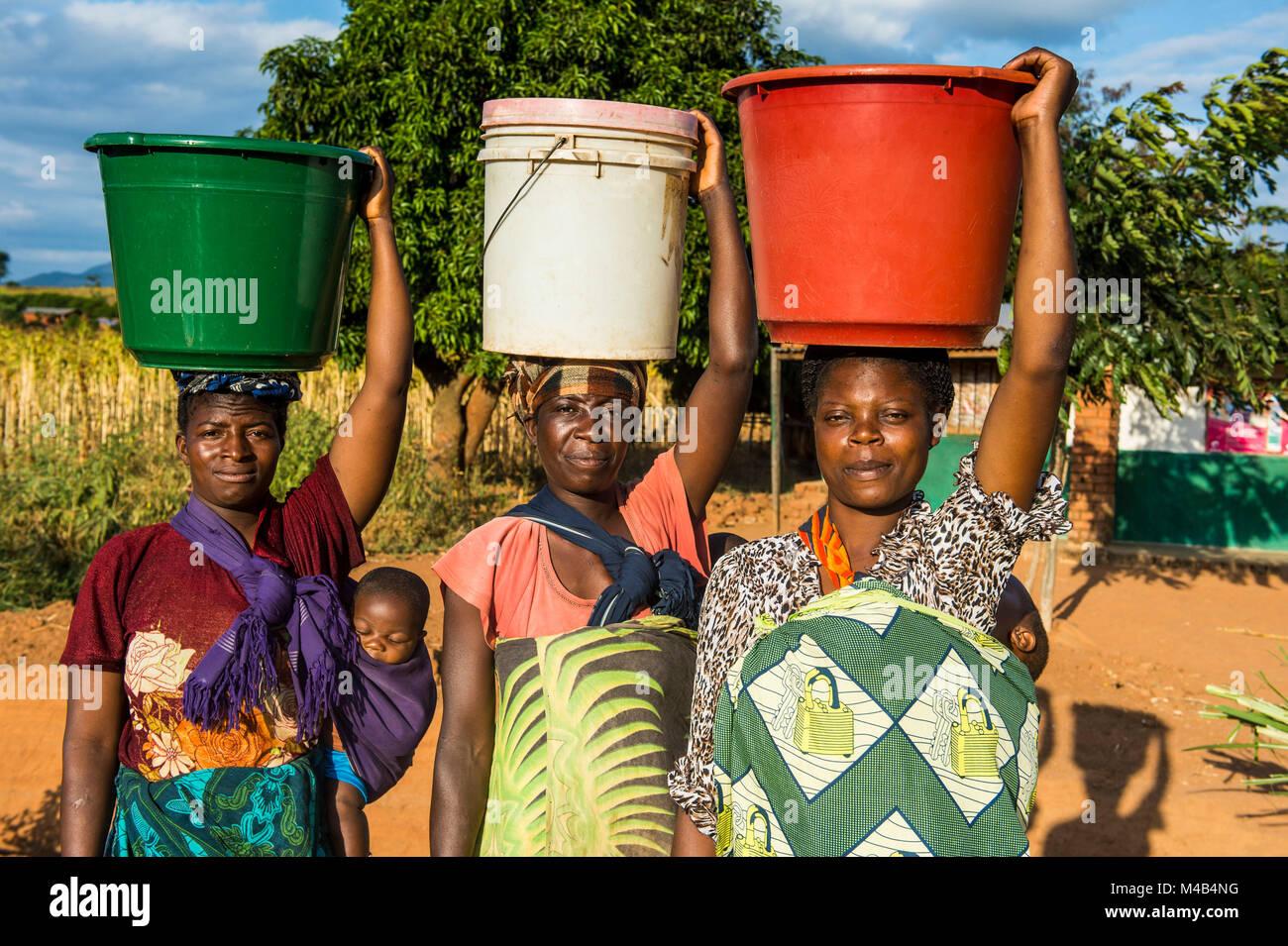Malawi Frauen
