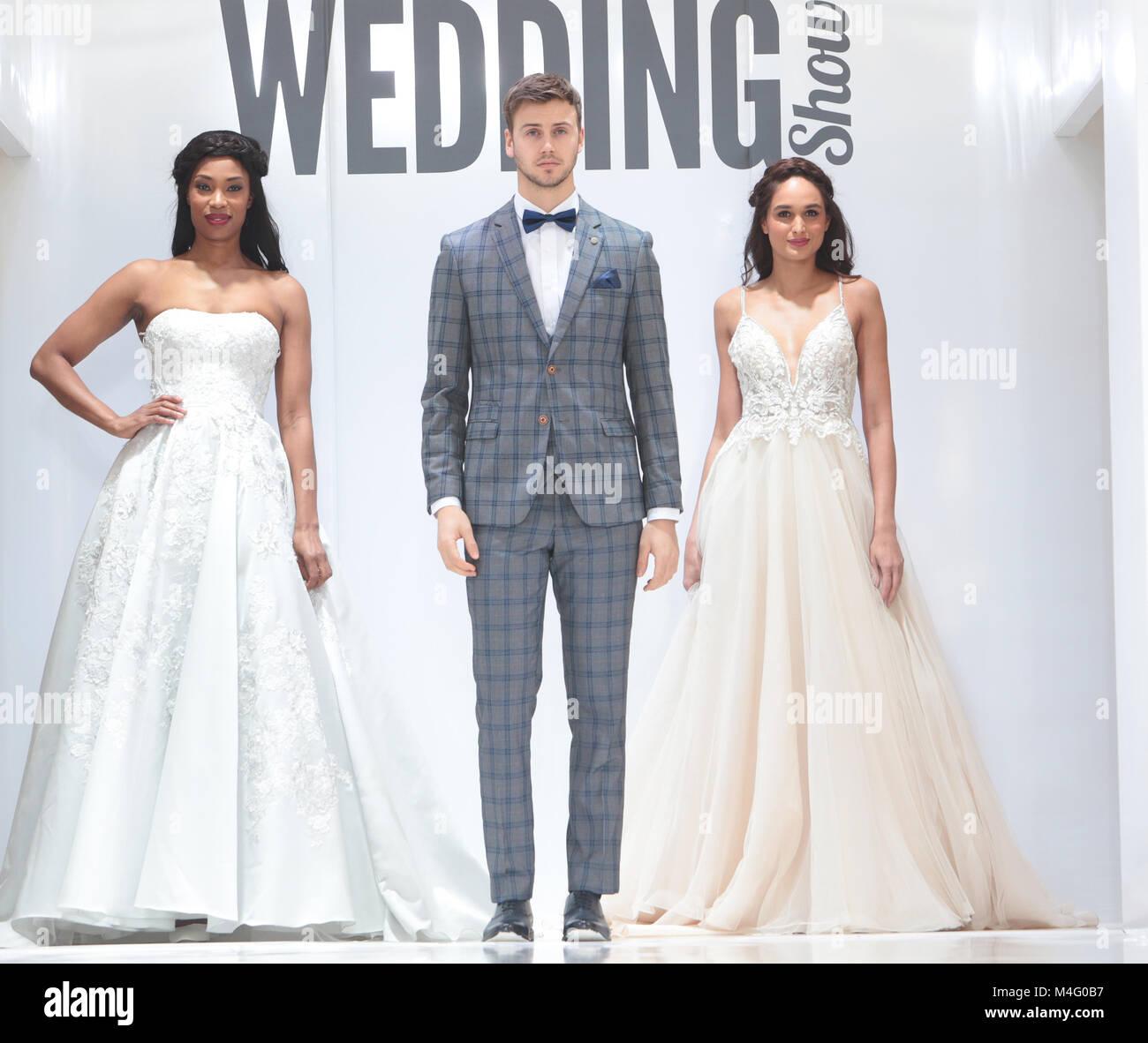 053d92aaae7 Februar 2018 Die Hochzeit zeigen Rückkehr nach London Olympia