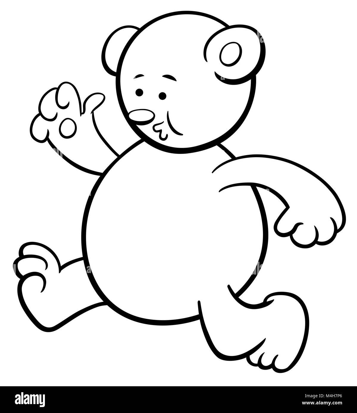 Nett Teddybär Färbung Fotos - Beispiel Wiederaufnahme Vorlagen ...